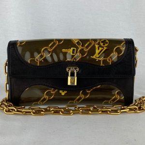 Louis Vuitton Bags - LOUIS VUITTON Charm Pochette on Chain🌟